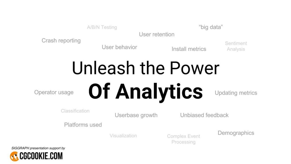 power of analytics