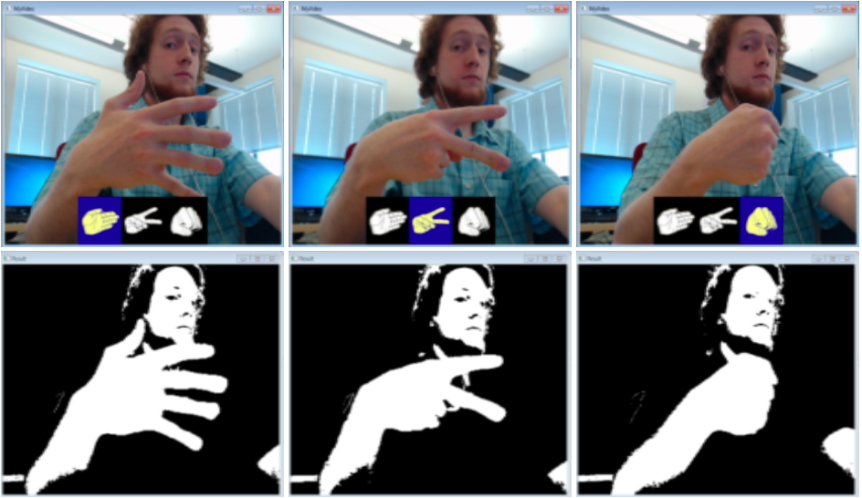 Tracking Shape Recognition with OpenCV | Moo-Ack! Productions